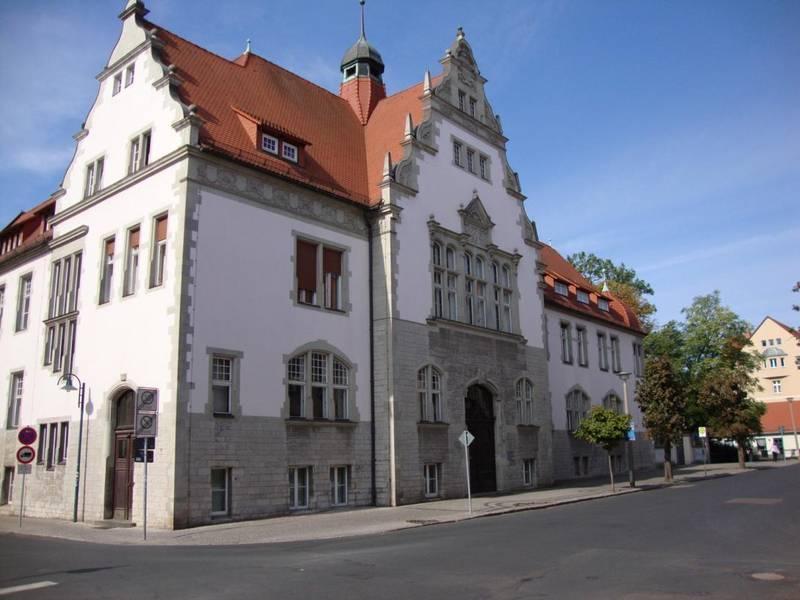 Sitz Kreismedienstelle Zerbst © Landkreis Anhalt-Bitterfeld