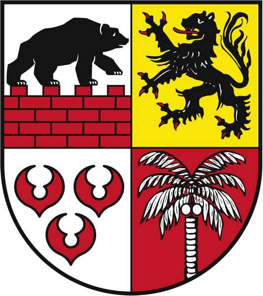 Wappen des Landkreises Anhalt-Bitterfeld © Landkreis Anhalt-Bitterfeld