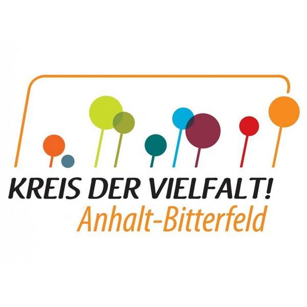 logo sq kreisdervielfalt © Landkreis Anhalt-Bitterfeld