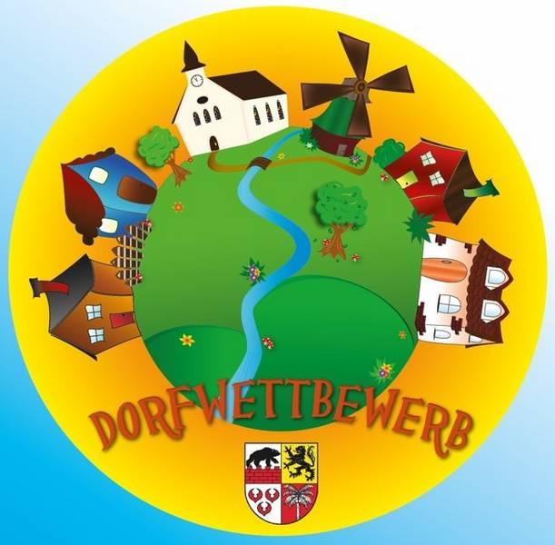 logo sq dorfwettbewerb © Landkreis Anhalt-Bitterfeld