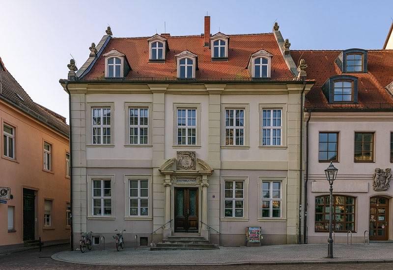 stadtbibliothek köthen © Stadt Köthen (Anhalt)