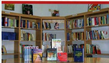 christliche medienbibliothek © Evang. Kirchengemeinde St. Jacob Köthen