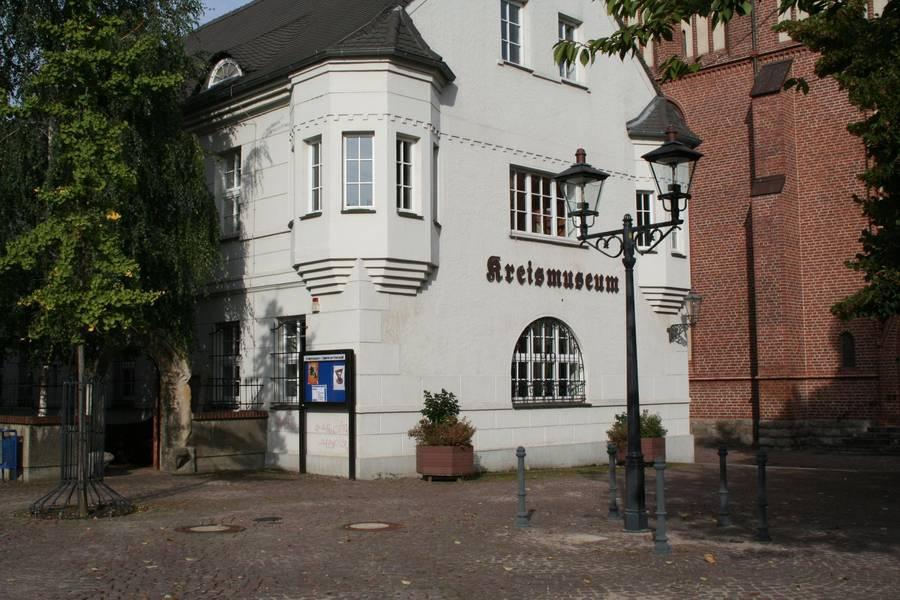 kreismuseum bitterfeld © Landkreis Anhalt-Bitterfeld