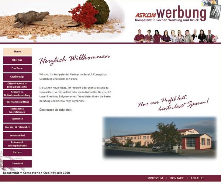 ASKOM Werbung © ASKOM Werbung GmbH