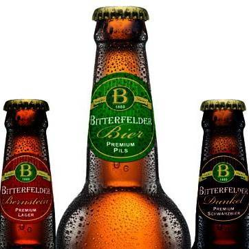 Bitterfelder Bier © Bitterfelder Bier