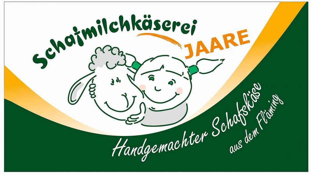 Blick Logo Jaare © Schafmilchkäserei Jaare
