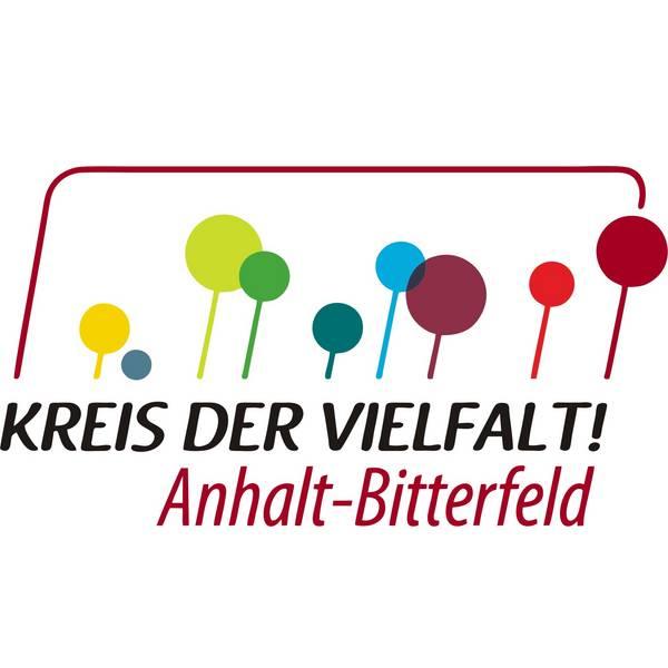 wortbildmarke kreisvielfalt sq © Landkreis Anhalt-Bitterfeld
