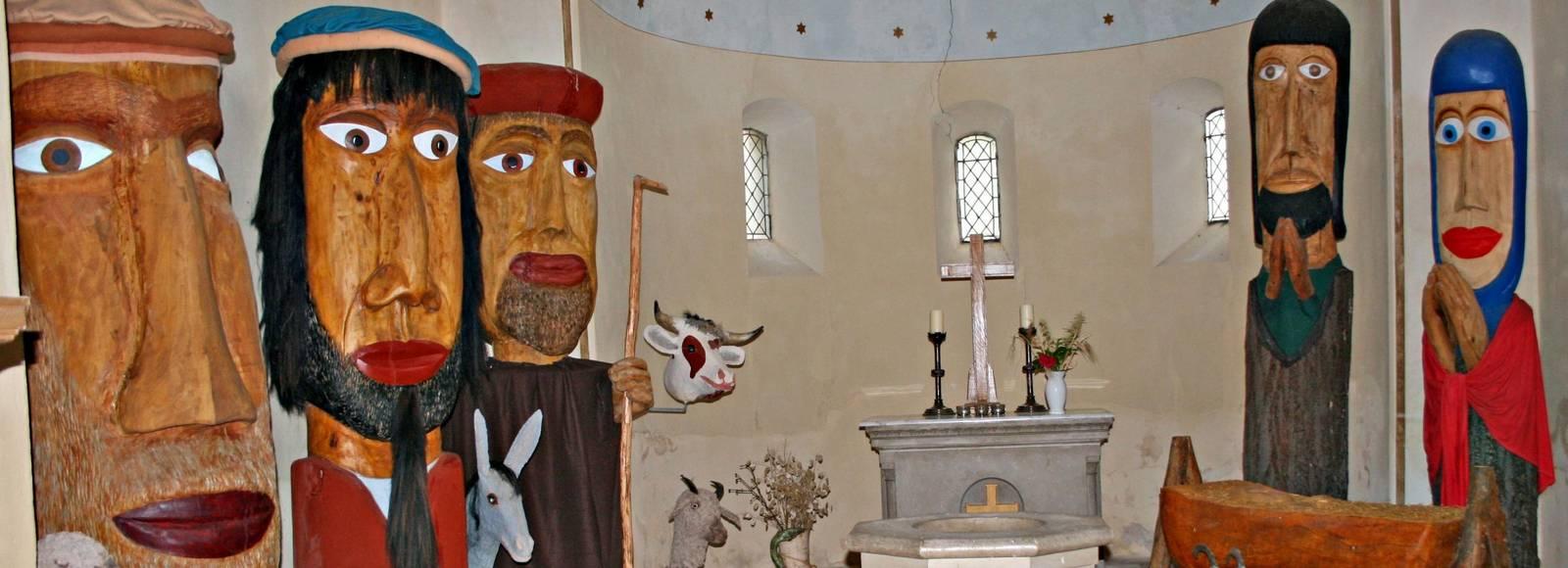polenzko weihnachtskirche ©Landkreis Anhalt-Bitterfeld