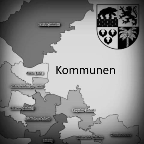 Fakten zu unseren Kommunen © Landkreis Anhalt-Bitterfeld