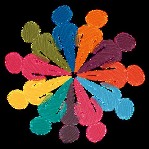 Antidiskriminierung © Bild von Gerd Altmann auf Pixabay