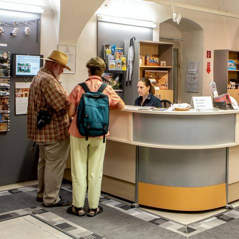 Tourist-Informationen