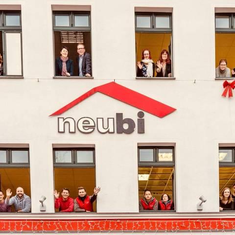 Neue Bitterfelder Wohnungs- u. Baugesellschaft mbH © Neubi GmbH