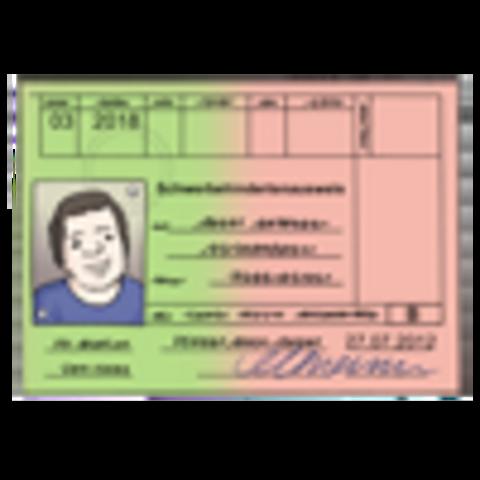 Schwerbehindertenausweis beantragen © Lebenshilfe Bremen