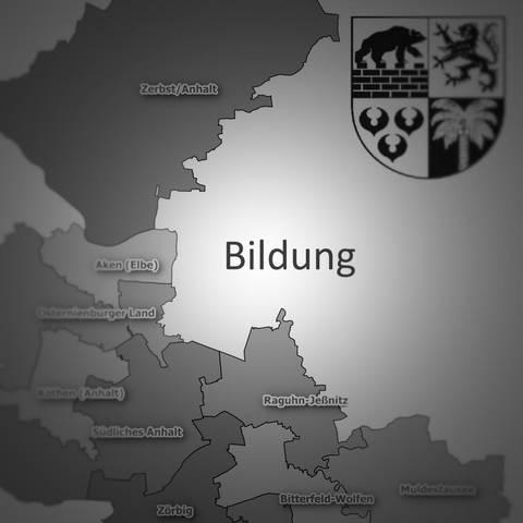 Fakten zur Bildung © Landkreis Anhalt-Bitterfeld