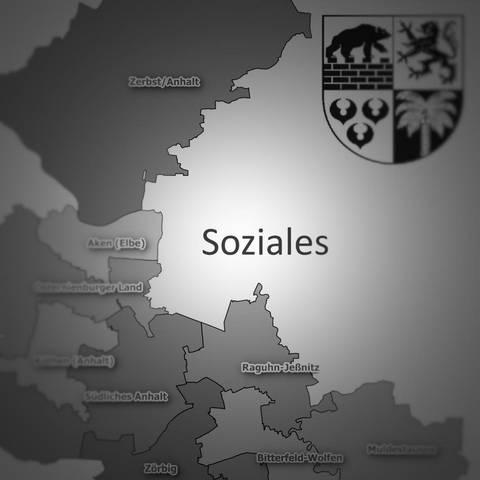 Fakten zu sozialen Themen © Landkreis Anhalt-Bitterfeld