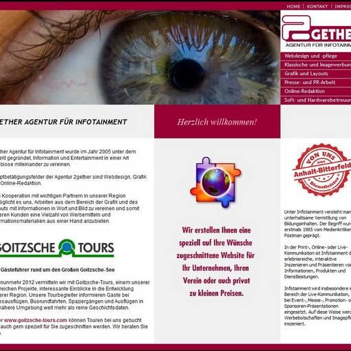 Logo 2gether agentur © 2gether agentur