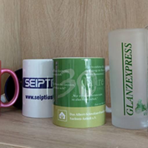 Blick auf die Werbeprodukte der ASKOM Werbung GmbH © ASKOM Werbung GmbH