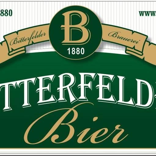 Logo Bitterfelder Bier © Bitterfelder Bier