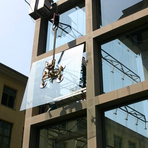 Blick Zeidler Glas+Fenster GmbH © Zeidler Glas+Fenster GmbH