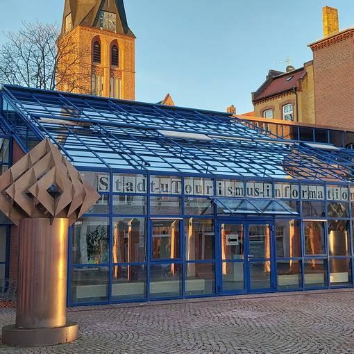 Stadt- und Tourismusinformation Bitterfeld-Wolfen © Annett Freudenreich